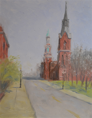 Steeples on North 7th, St. Joseph